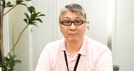 田中 雅文 IoTプラットフォーム事業本部事業本部長
